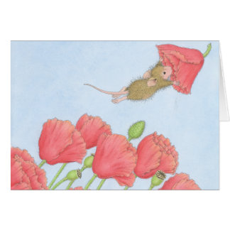 House-Mouse Designs® - Note Cards Card