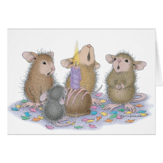 House-Mouse Designs® - Notecards Greeting Card