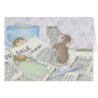 House-Mouse Designs® - Notecards Card