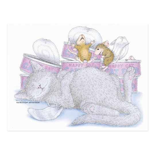 House-Mouse Designs® Postcard