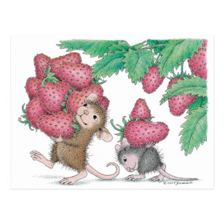 House-Mouse Designs® - Postcard