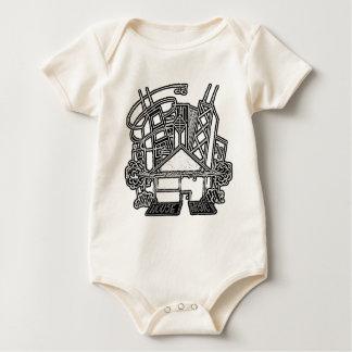 House Music baby T-Shirt