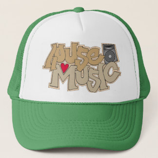 House Music Hat