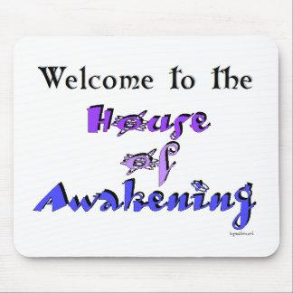 House of Awakening Mouse Pad