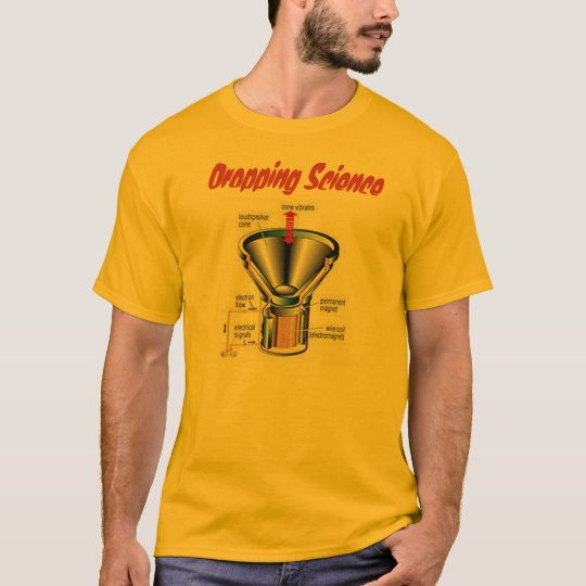 House of Chappy: Dropping Science T-Shirt
