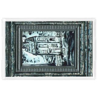 House of Destiny Acrylic Tray