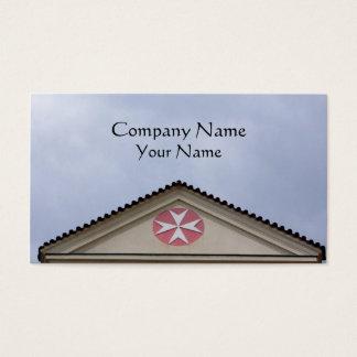 House of God Business Card
