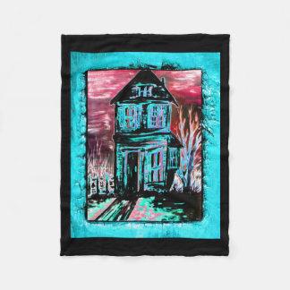 House of Invitation Fleece Blanket