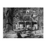House of Shadows, Cabinet card Postcard