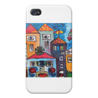house of spirits iPhone 4/4S case