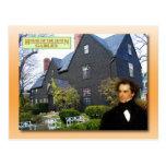 House of the Seven Gables, Salem, Massachusetts Postcard