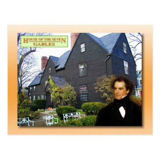 the house of the seven gables thesis statement In reputation, the house of the seven gables usually stands in the shadow of its  predecessor, the scarlet letter (1850) it is, however, a rich and solid.