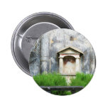House of the Small Pagan Fountain Pinback Buttons