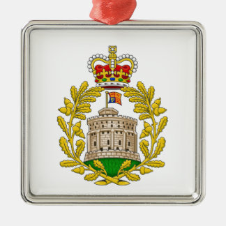 House of Windsor Royal Coat of Arms Christmas Ornament