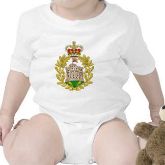 House of Windsor Royal Coat of Arms Romper