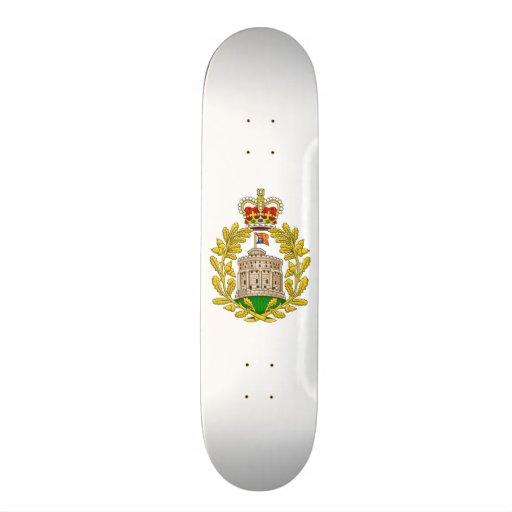 House of Windsor Royal Coat of Arms Skate Board Decks