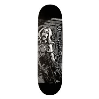 House of Zombies 20.6 Cm Skateboard Deck