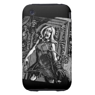 House of Zombies Tough iPhone 3 Covers