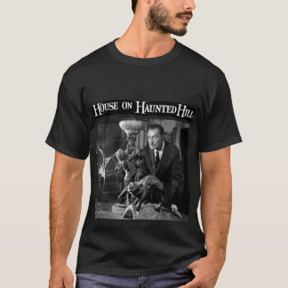 House On Haunted Hill - VIncent Price T-Shirt