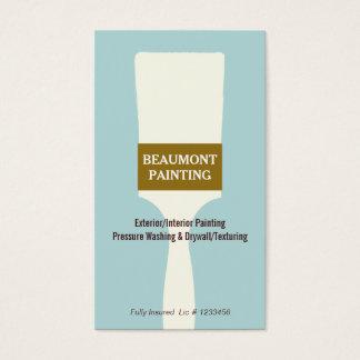 House Painter Paint Brush Logo