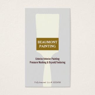 House Painter Paint Brush Logo 2