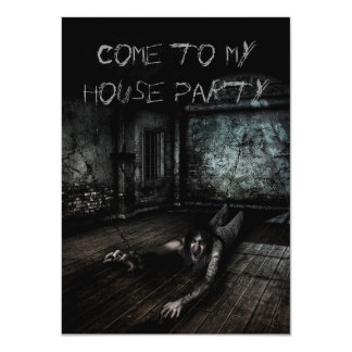 House Party Invitation