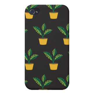 house plant iPhone 4 cases