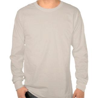 House Sketch Black and Cream T-shirt