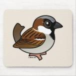 House Sparrow Mousemat