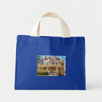 House - Summer House II Tote Bag