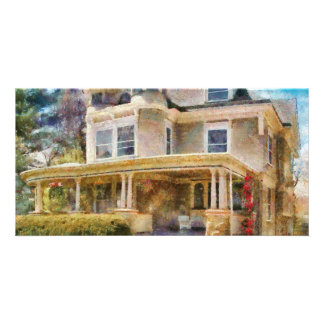 House - Summer House II Picture Card