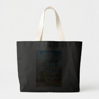 House - The lookout Jumbo Tote Bag