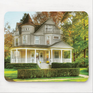 House - Victorian Dream House Mouse Mat