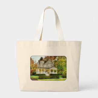House - Victorian Dream House Tote Bags