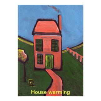 House warming invite