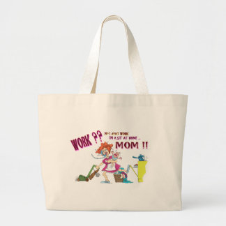 House Wife Canvas Bag