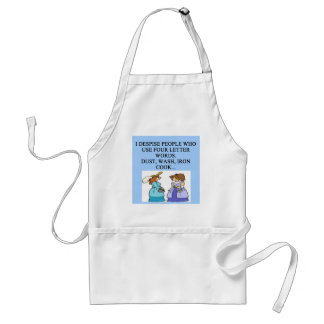 house work hater standard apron