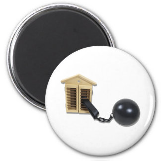 HouseBallChain082510 Fridge Magnets