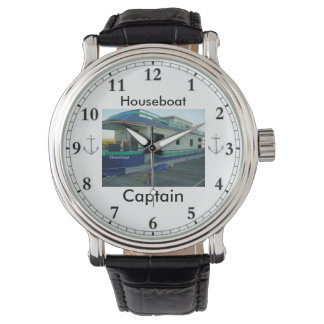 Houseboat Captain's Watch