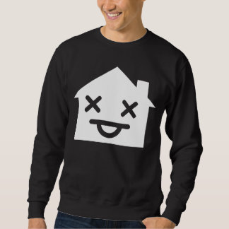 housed out house music sweatshirt