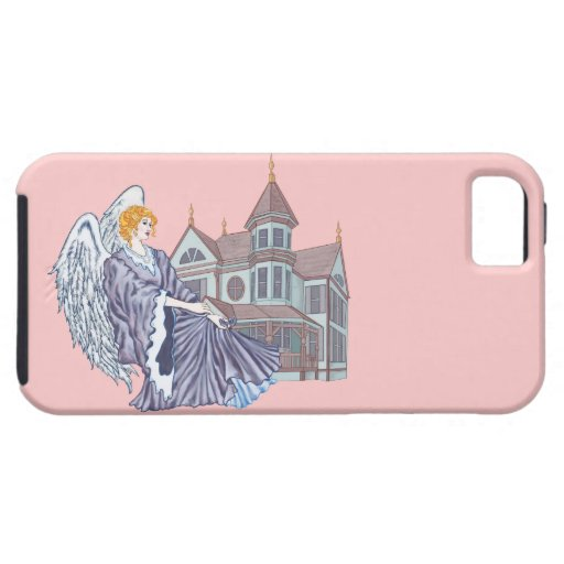 Household Angel iPhone 5/5S Cases
