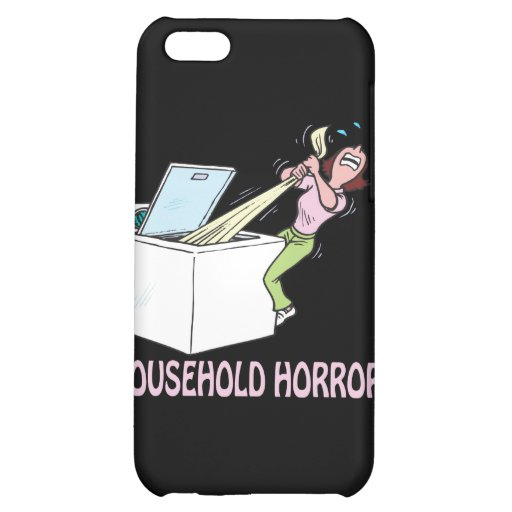 Household Horror iPhone 5C Cover
