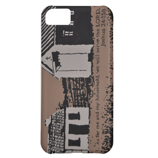 """""""Household"""" iPhone 5 Case"""