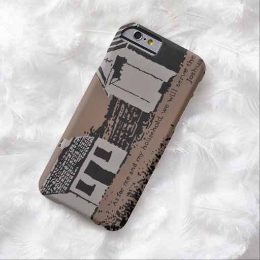 """""""Household"""" iPhone 6 Case"""