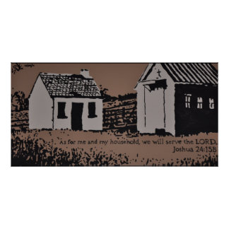 """""""Household"""" Painting Print"""