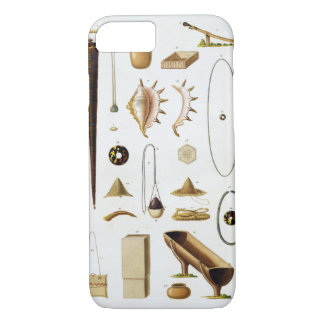 Household utensils and weapons from the Mariannas iPhone 7 Case