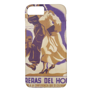 Household workers; all of you_Propaganda Poster iPhone 7 Case