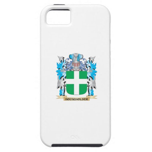 Householder Coat of Arms - Family Crest iPhone 5 Cover