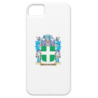Householder Coat of Arms - Family Crest iPhone 5 Covers