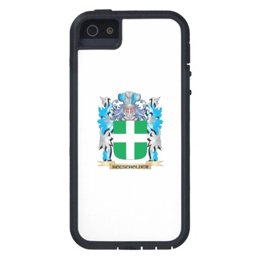 Householder Coat of Arms - Family Crest iPhone 5 Cases